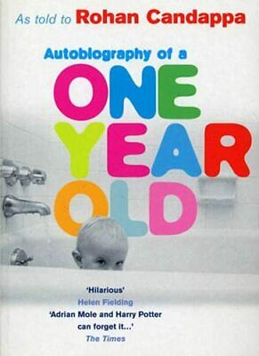 Autobiography Of A One Year Old by Candappa, Rohan Paperback Book The Cheap Fast