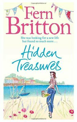 Hidden Treasures by Britton, Fern Book The Cheap Fast Free Post