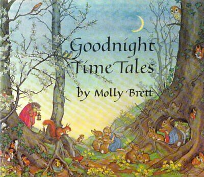 Good-night Time Tales by Brett, Molly Paperback Book