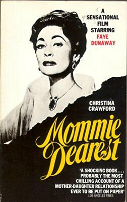 Mommie Dearest, Crawford, Joan Paperback Book The Cheap Fast Free Post