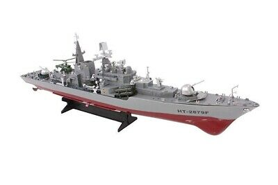 RC Navy Destroyer Radio Remote Control Boat/ Battle Ship -  1:115 Scale
