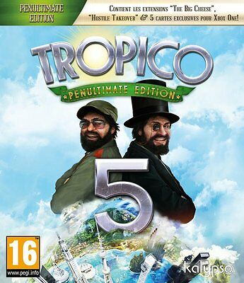 Tropico 5 Penultimate Edition (Xbox One) BRAND NEW SEALED