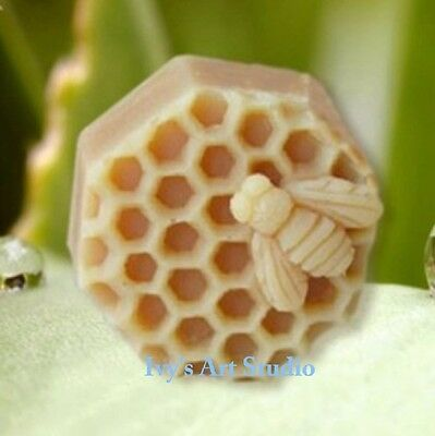 Silicone Soap/Candle Mold/Mould Bee Beehive