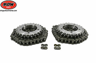 Dingo Chain and sprocket Kit, K-93 & 950 series