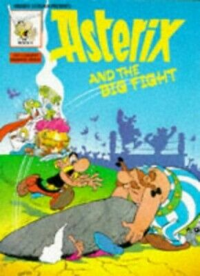 Asterix Big Fight BK 9 (Classic Asterix Paperbacks) by Goscinny, Ren� Paperback