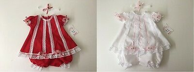 Baby clothes/dress Newborn handmade