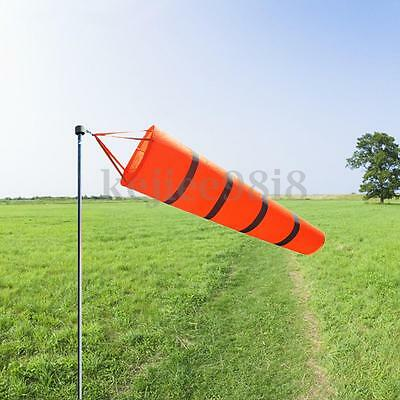 Large/Middle/Small Size Aviation Windsock Rip-stop Wind Measurement Sock Bag