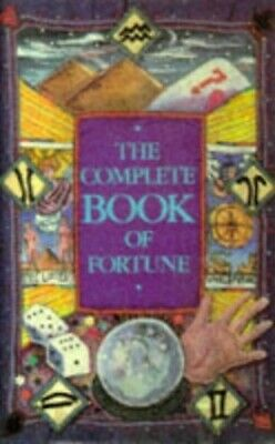 Complete Book of Fortune by Various Hardback Book The Cheap Fast Free Post