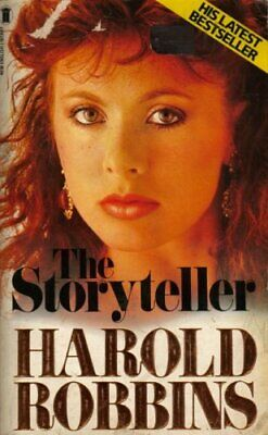 The Storyteller by Robbins, Harold Paperback Book The Cheap Fast Free Post