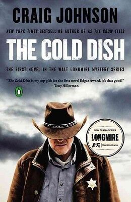The Cold Dish: A Longmire Mystery by Craig Johnson Paperback Book (English)