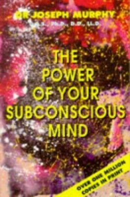 The Power of Your Subconscious Mind by Murphy, Joseph Paperback Book The Cheap