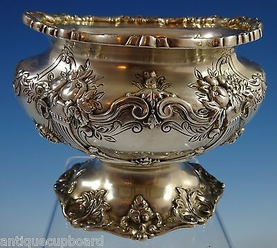 Francis I by Reed & Barton Sterling Silver Waste Bowl Gold Washed #570A (#1093)
