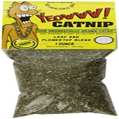 Yeowww Catnip Bags 1 Oz Toy Game Kids Play Gift Pet Supplies 1 Oz Bag Of Catnip