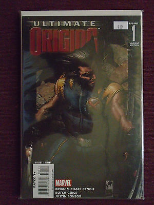 Ultimate Origins (2008) #1-5, Five book SET NM