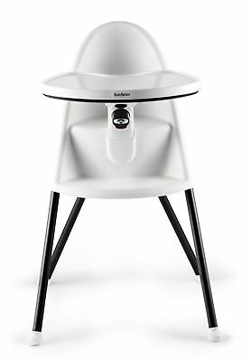 Baby Bjorn White Appetite High Chair 6 Months+ (BabyBjorn)