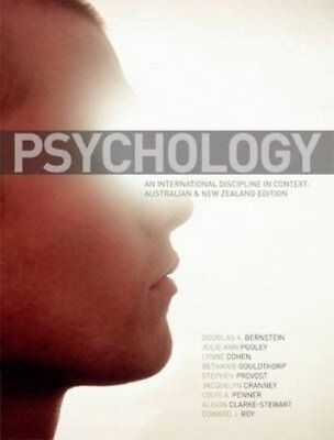 Psychology: An International Discipline in Context: Australian and New Zealand E