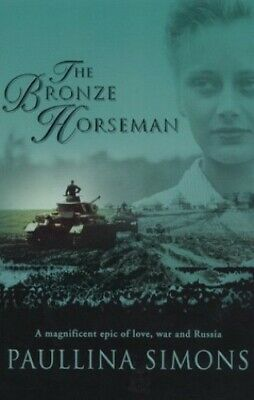 The Bronze Horseman by Simons, Paullina Paperback Book The Cheap Fast Free Post