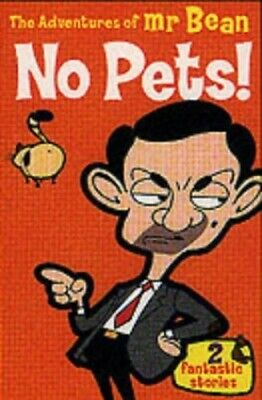 The Adventures of Mr.Bean: No Pets! by Cole, Stephen Paperback Book The Cheap