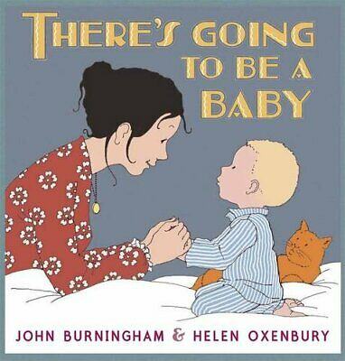 There's Going to Be a Baby by Burningham, John Hardback Book The Cheap Fast Free