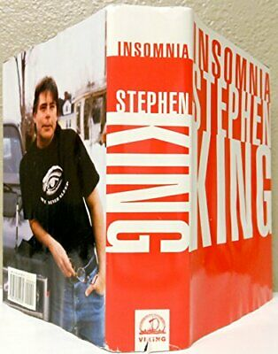 Insomnia by King, Stephen Book The Cheap Fast Free Post