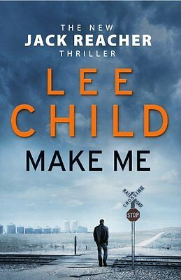 Make Me (Jack Reacher), Child, Lee Book The Cheap Fast Free Post