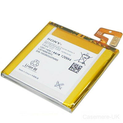 Sony Battery LIS1499ERPC / 1257-1456.1 1780mAh For Sony LT30i Xperia T LT30p