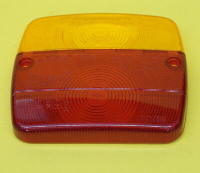 FREE P & P -  AJBA Replacement Lens 4 Way Rear Trailer Light FP11 Daxara