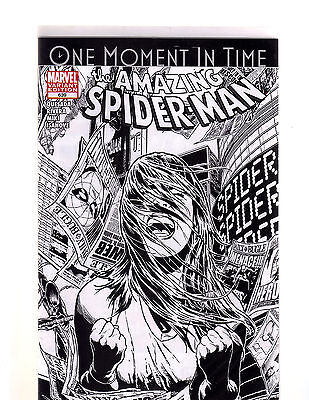 Marvel Comics The Amazing Spider Man #639 Connecting 1:100 Exclusive Variant