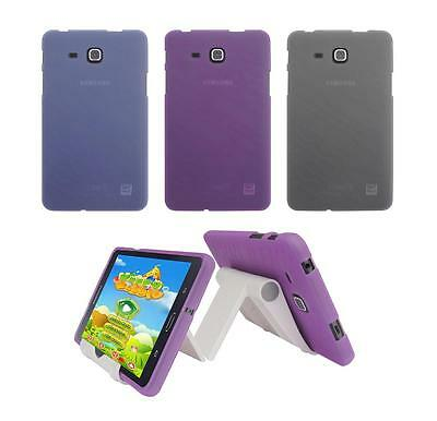 "View Stand Holder + TPU Skin Case Cover for Samsung Galaxy Tab A 7"" SM-T280"