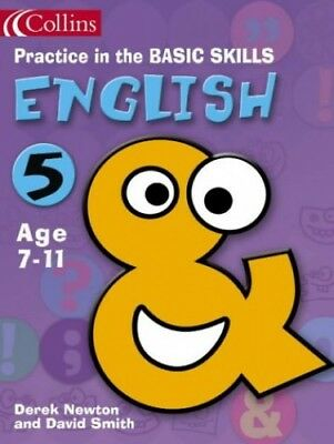 Practice in the Basic Skills (5) - English Book 5: ... by Smith, David Paperback