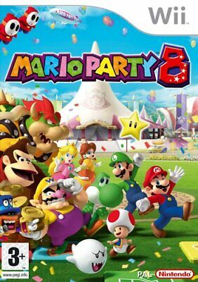 Wii - Mario Party 8 (Wii) - Game  AMVG The Cheap Fast Free Post