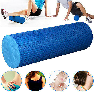 EVA Yoga Foam Roller Blocks Exercise Massage Gym Cure Trigger Point Tool
