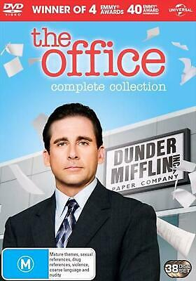 The Office: The Complete Collection - Seasons 1 - 9 - DVD Region 4
