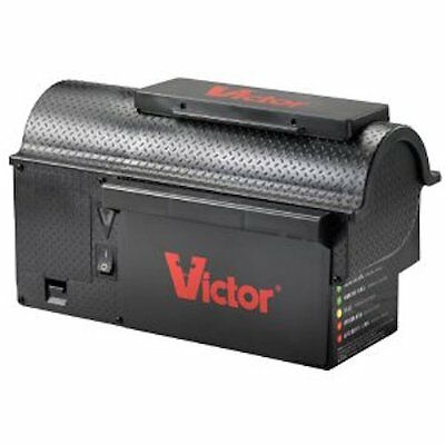 Victor Multikill Electronic Mouse Trap - Rodent Pest Control Mice Catcher