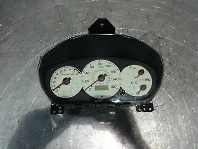 Honda Civic EP3 Type R 2001-2003 pre Facelift Clocks /Dials /Instrument cluster