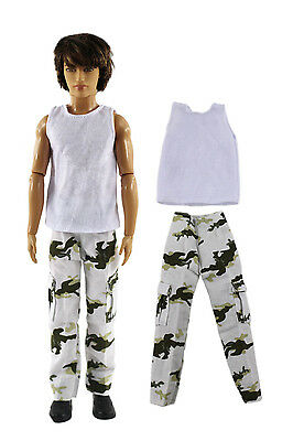 Fashion Outfits/Clothes/Uniform For 12 inch Ken Doll A04U