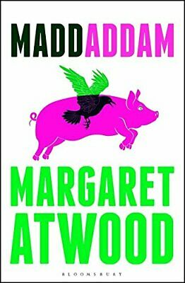 MaddAddam by Atwood, Margaret Book The Cheap Fast Free Post