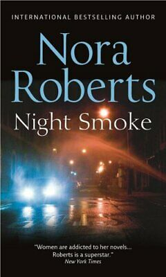 Night Smoke by Roberts, Nora Paperback Book The Cheap Fast Free Post