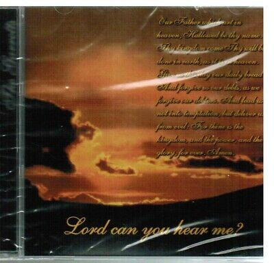 THE GARRETTS Lord Can You Hear Me CD Country Gospel / Christian 2003 Brand New