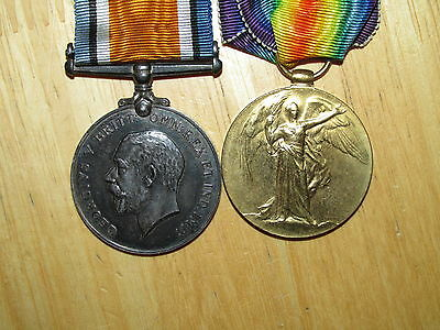 WW1 British Medal Group named to Palmer nice