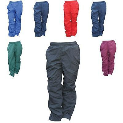 Tp53Y Kids Legend Warm Up Pants Brand New Girls Boys Outerwear Pants Trouser