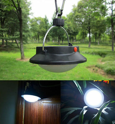 HOT Camping Outdoor  Light LED Portable Tent Night Lamp Lantern Hiking