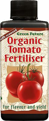 100ml - Green Future Organic Tomato Fertilizer -  Nutrients / Feed