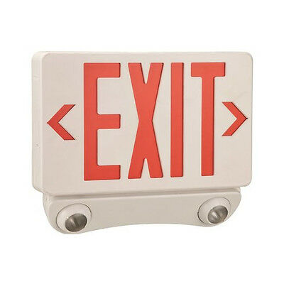 Monument Combination LED Light Exit Sign