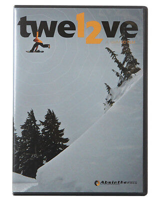 New Garage Entertainment Men's Twe12ve Dvd Multi N/A