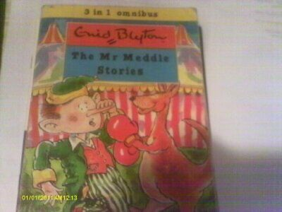 The Mr Meddle Stories (Enid Blyton 3 in 1) by Blyton, Enid Paperback Book The