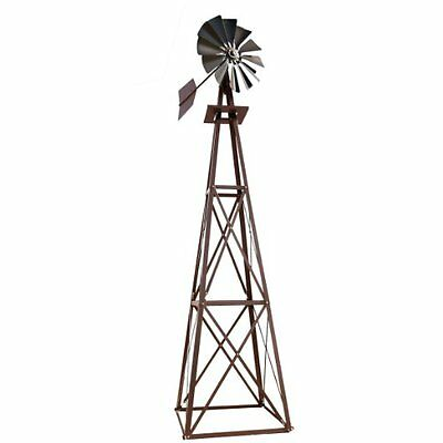 NEW Outdoor Water Solutions Backyard Windmill