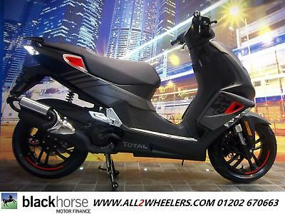 Peugeot Speedfight 50 cc 4 Iceblade Moped 2016