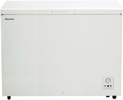 NEW Hisense HR6CF307 306L Chest Freezer