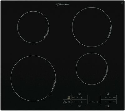 NEW Westinghouse WHI644BA 60cm Induction Cooktop